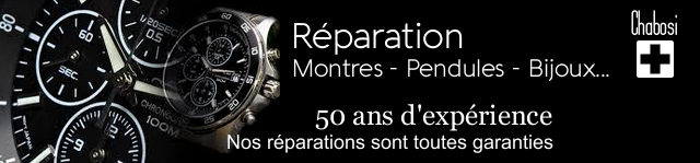 Réparations garanties