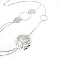 Altesse pendentif collier 13